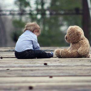 usamljena deca